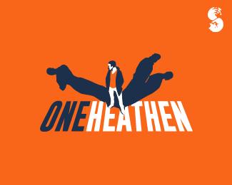 One-Heathen-Logo by IrianWhitefox