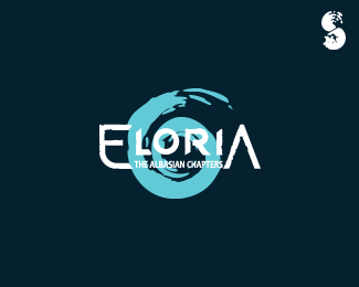 Eloria-Logo by IrianWhitefox