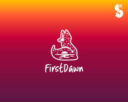 FirstDawn-Logo by whitefoxdesigns