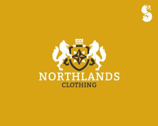 NORTHLANDS-Clothing-Logo by IrianWhitefox