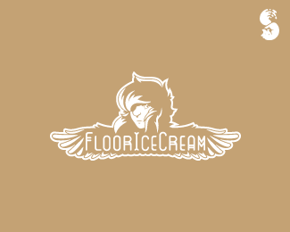 FloorIceCream-Logo by IrianWhitefox