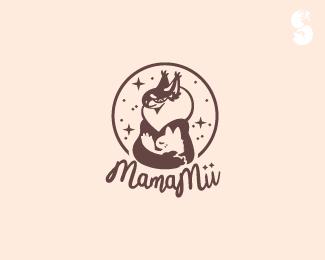 MamaMii-Logo by IrianWhitefox