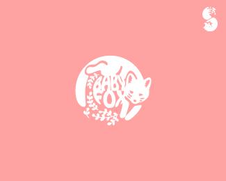 BabyFox-Logo by IrianWhitefox