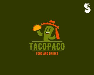 Tacopaco-Logo by IrianWhitefox