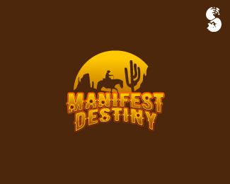 Manifest-Destiny-Logo by IrianWhitefox