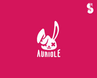 Auriole-Logo by whitefoxdesigns