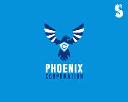 Phoenix-Corporation-Logo by whitefoxdesigns