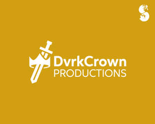 DvrkCrown-Productions-Logo by whitefoxdesigns