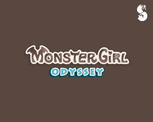 Monster-Girl-Odyssey-Logo by whitefoxdesigns