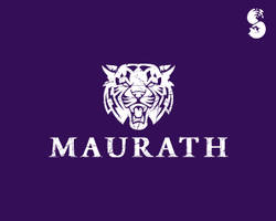 Maurath-Logo by whitefoxdesigns