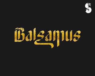 Balsamus-Logo by whitefoxdesigns