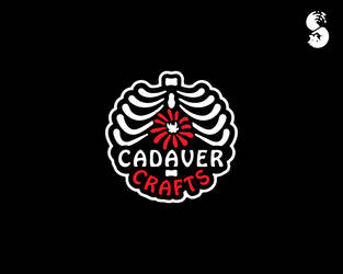 CadaverCrafts-Logo by whitefoxdesigns