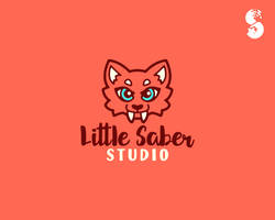 Little-Saber-Studio-Logo by whitefoxdesigns