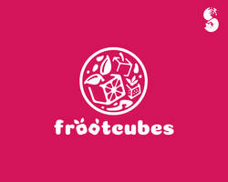 frootcubes-Logo by whitefoxdesigns