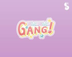 FuwaFuwa-Gang-Logo by whitefoxdesigns