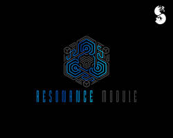 Resonance-Module-Logo by whitefoxdesigns