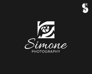 Simone-Photography-Logo by whitefoxdesigns