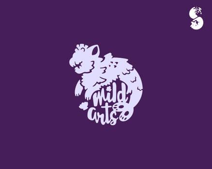 mild-arts-Logo by whitefoxdesigns