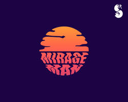 Mirage-Man-Logo by whitefoxdesigns