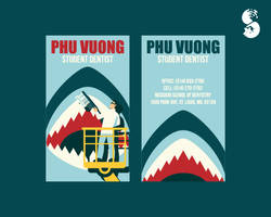Phu-Vuong-Student-Dentist-Card