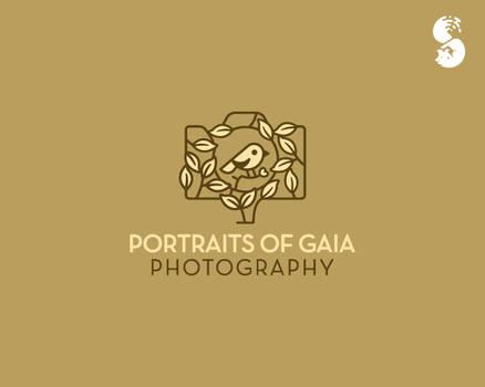 Portraits of Gaia Photography-Logo
