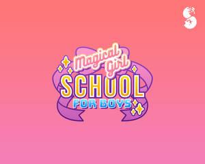 Magical-Girl-School-for-Boys-Logo