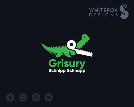 Grisury-Schnipp-Schnapp-Logo
