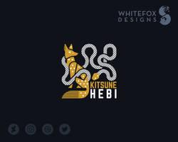 KitsuneHebi-Logo