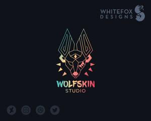 WolfSkin-Studio-Logo