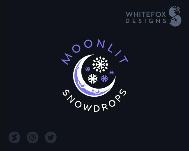 Moonlit-Snowdrops