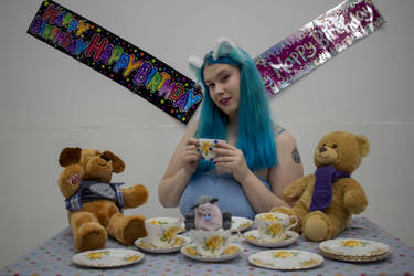 Birthday Tea Party - Preview Image