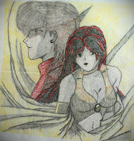 Destined Love by inaripriestess
