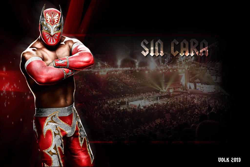 Sin Cara Wallpaper By Regioart2012