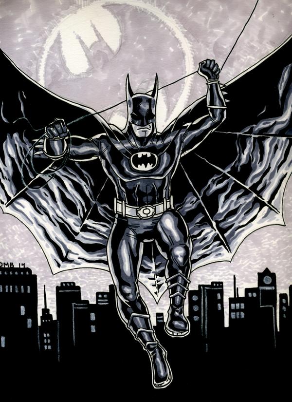 The Batman by VegetarianGoat