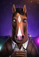 Bojack Horseman by trasnik