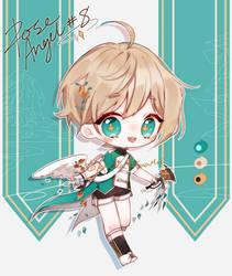 [CLOSED] Setprice - Rose Angel