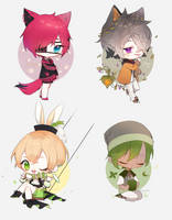 [G] Chibs For Ena