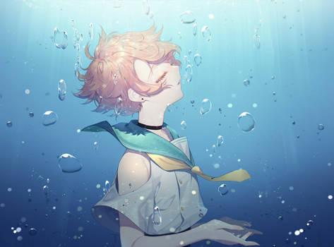Goodnight, Aquamarine
