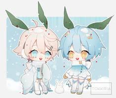 Snowbuns