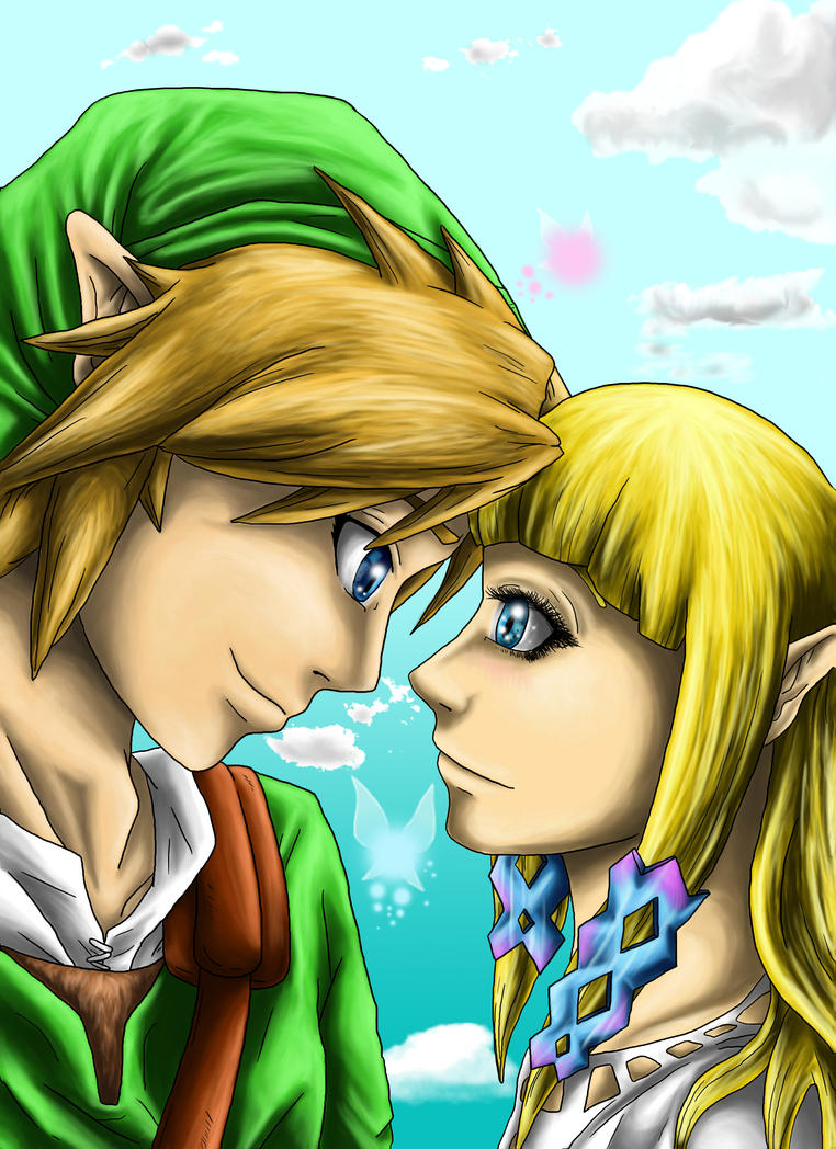 Where the Faries Dance: ZeLink by Saidorak