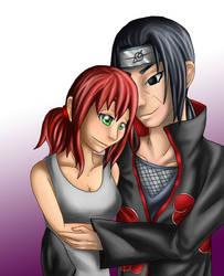 Comm: Itachi and Lena