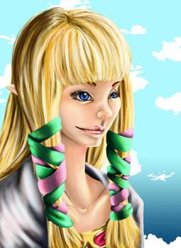 Princess Zelda (Skyward Sword)