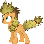 Applejack ''Burned''