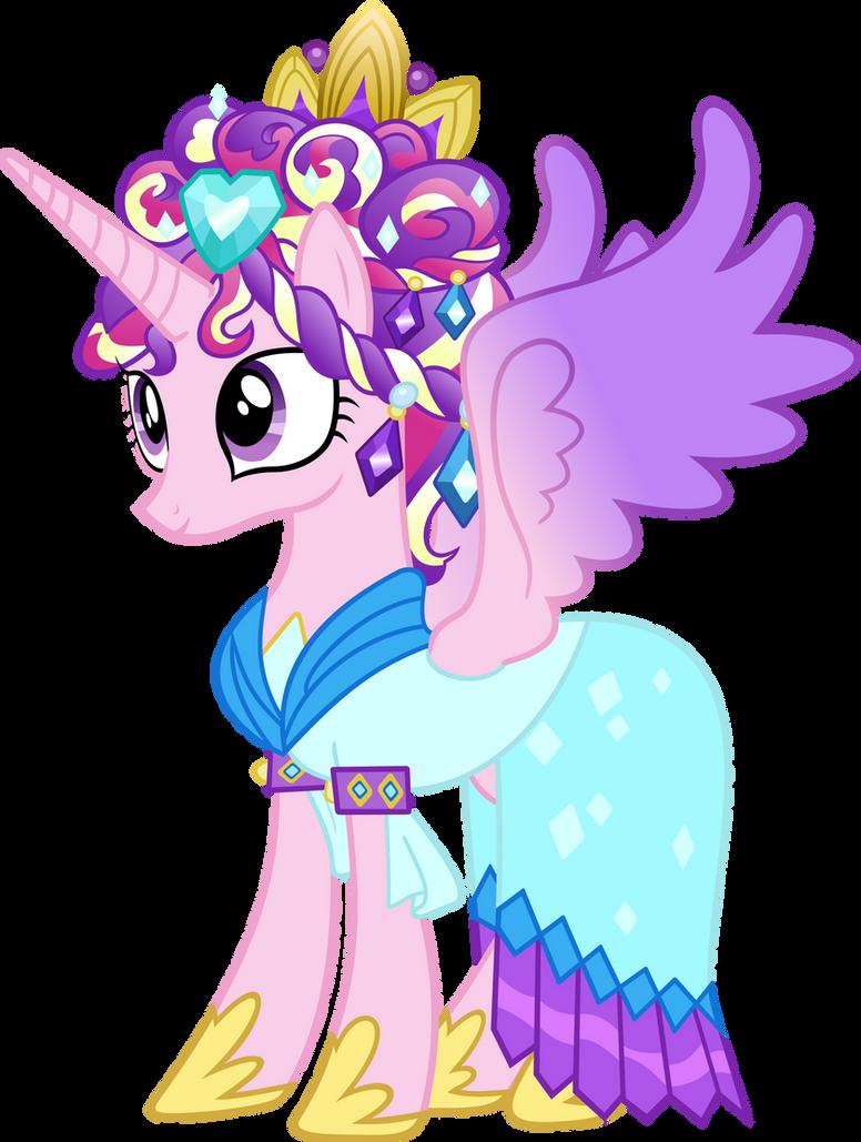 Princess Cadence Vector by Racefox