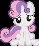 Sad Sweetie Belle