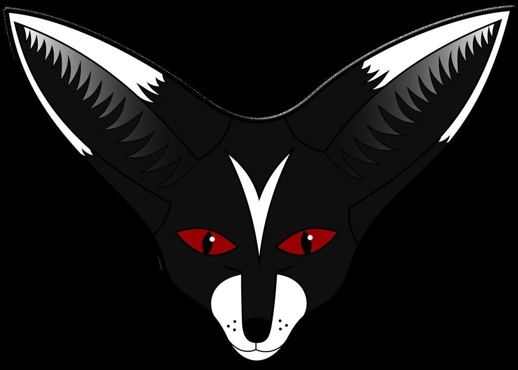 Black Fennec Fox by Racefox