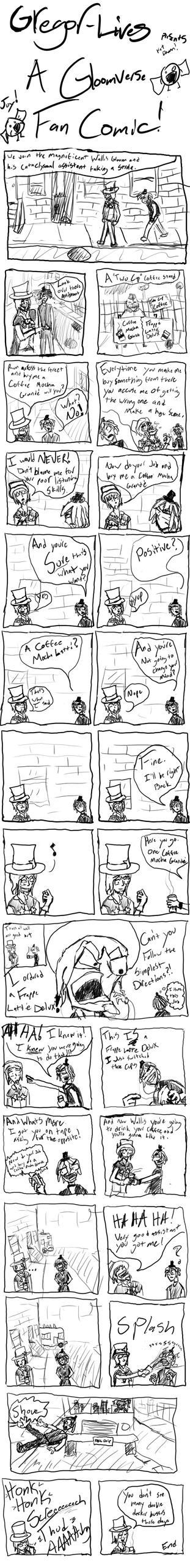 Goomverse fan comic by Gregor-Lives
