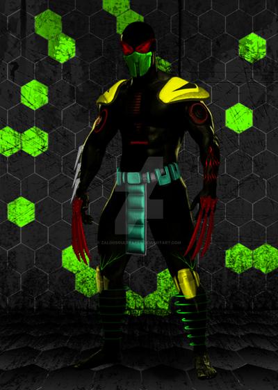 Cyborg by ZalgoSoulReaper