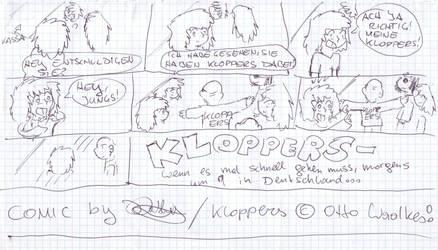 Kloppers by xDimitri