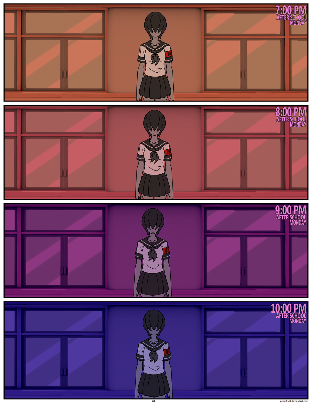 Deviantart coloring clubs -  Yansim The Club Update Page 4 By Prismkidd